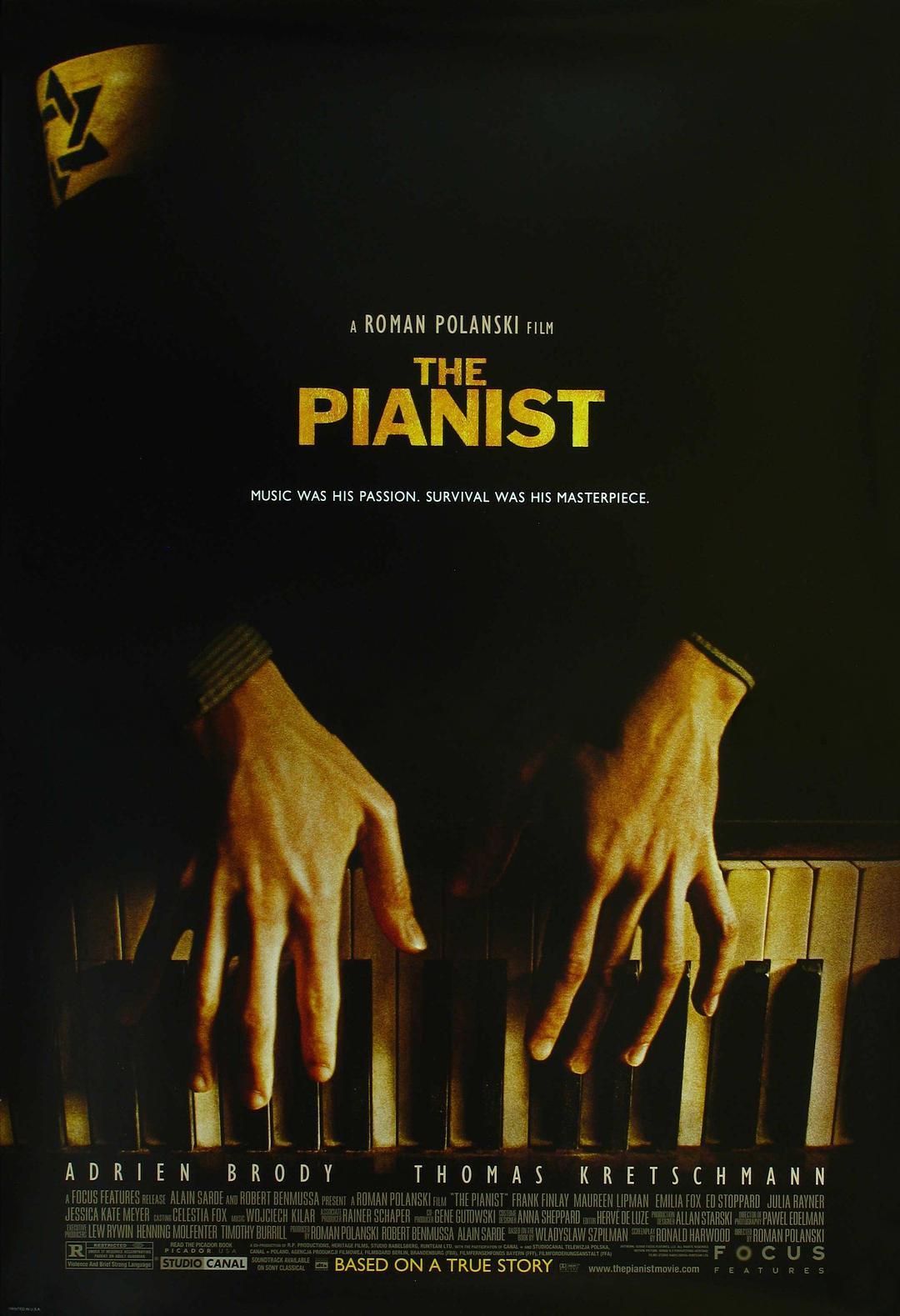 《歌舞片中的钢琴曲》